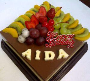 Puding Layer Cake | Kue Kering Online Surabaya | KUE KERING HOMEMADE